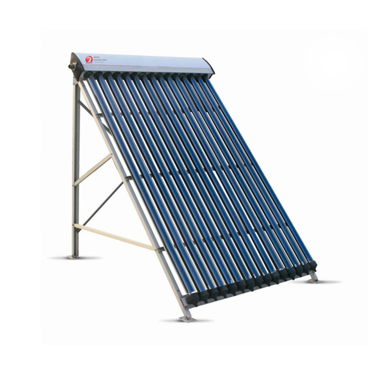 Split Pressure Copper Coil Evacuated Tubes Solar Water Heating System.jpg
