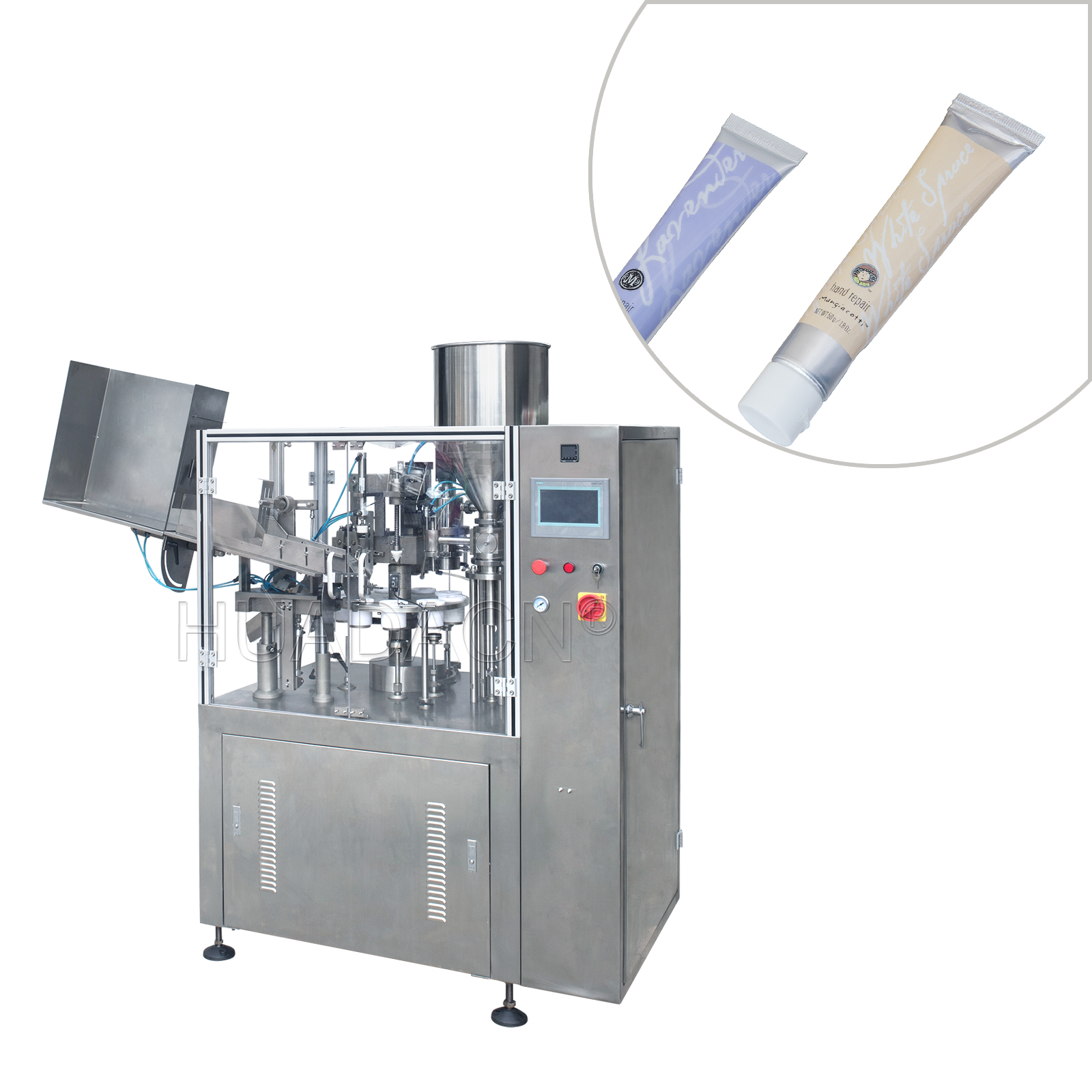 Buy New Online Fully Automatic Tube Filling Machine - ISO Certified.jpg