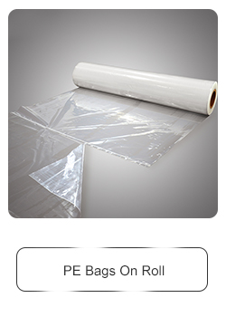 PE super clear film use for mattress film packing and mattress roll packing