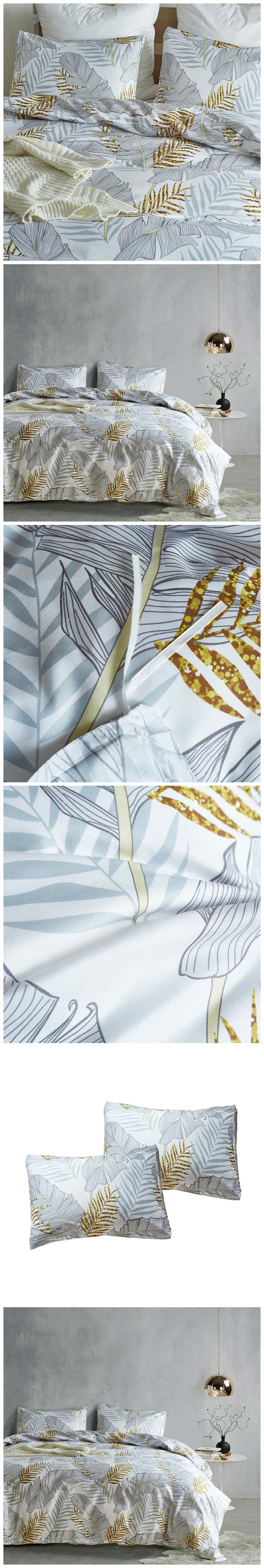 China Supplier Wholesale product Printed Bedding Set