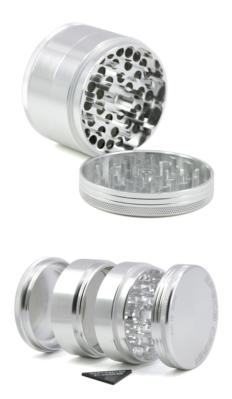 63mm Diameter Electric Weed Grinder customized size acceptable