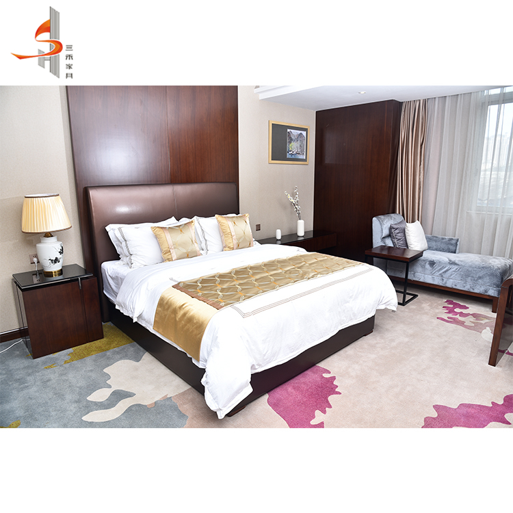 Factory direct supply indonesia full size bedroom furniture set
