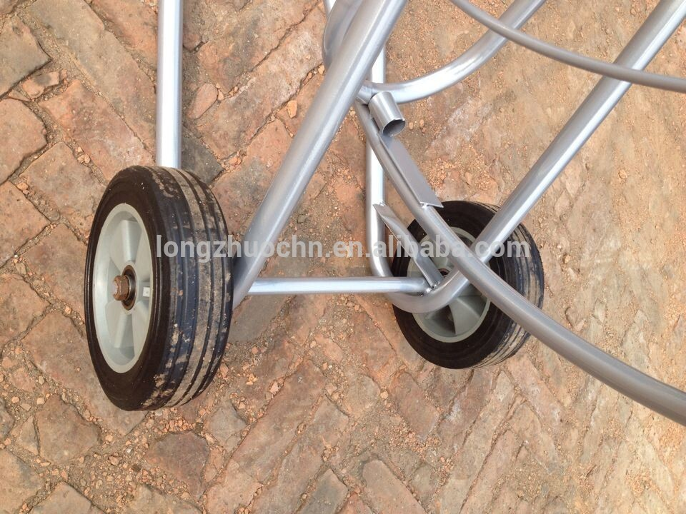 Cable pulling reel / fiberglass rods /cable push rod
