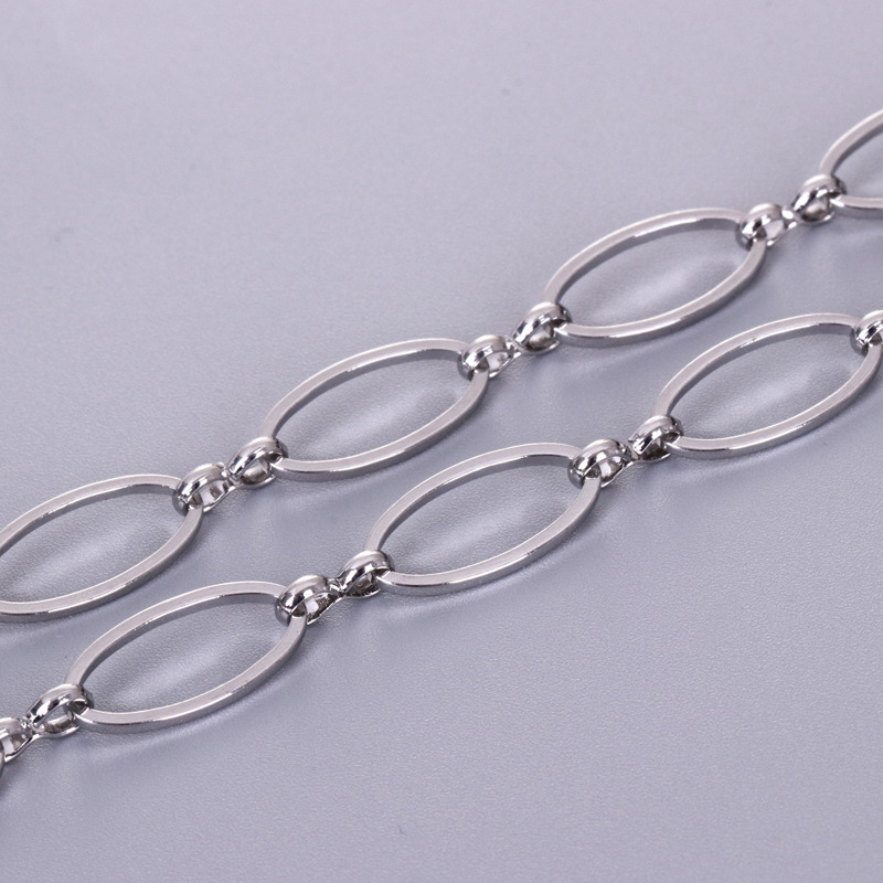 new design brass chain for jewelry