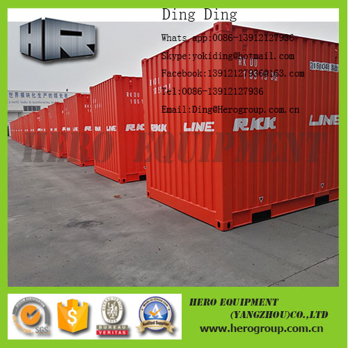 STACKABLE mini ISO shipping container mini storage container mini container