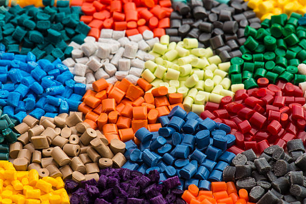 Recycled LDPE Granules---coating